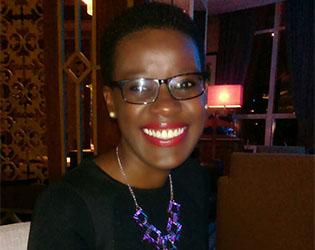 Lynda Ouma